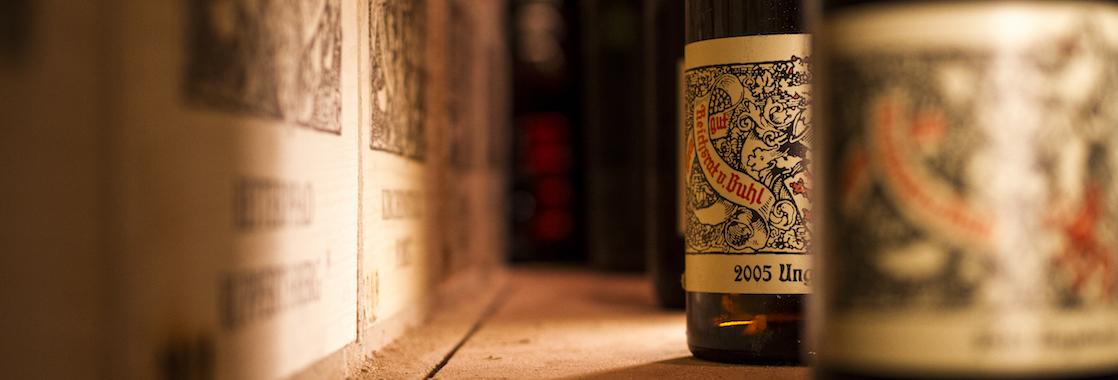 Riesling Große Gewächse aus unserem Weinkeller