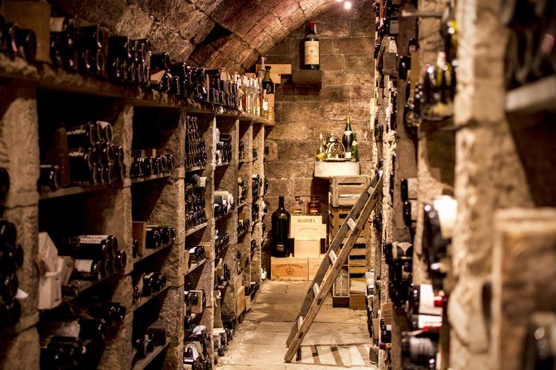 Gewölbekeller Hotel und Restaurant Zur Weinsteige