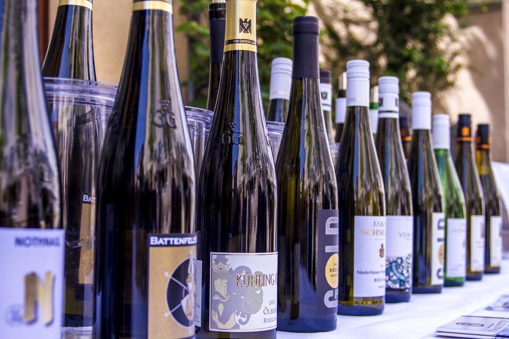 Offene Weinproben in Stuttgart im Weinhaus Stetter Grosses Gewächs und andere Gute Weine