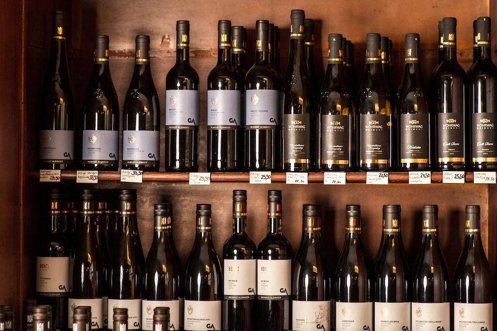 Weinhaus Stetter Weinhandlung Stuttgart Weingut Aldinger Weinproben